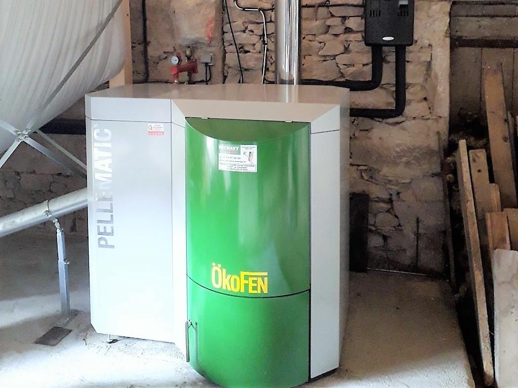 Energies Renouvelables D Aquitaine Installation Chaudiere