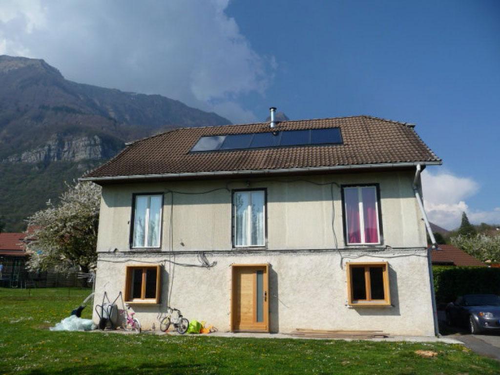 Economie liée au chauffage solaire SOLISART