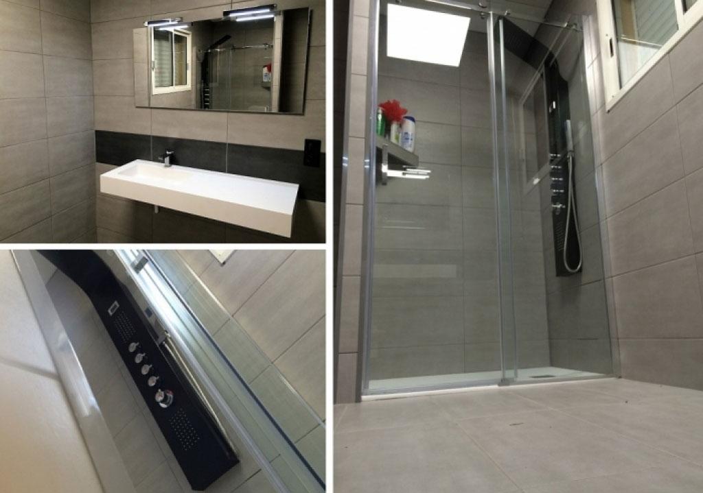 Plombier cr ation r fection r novation installateur salle - Installateur salle de bain dunkerque ...