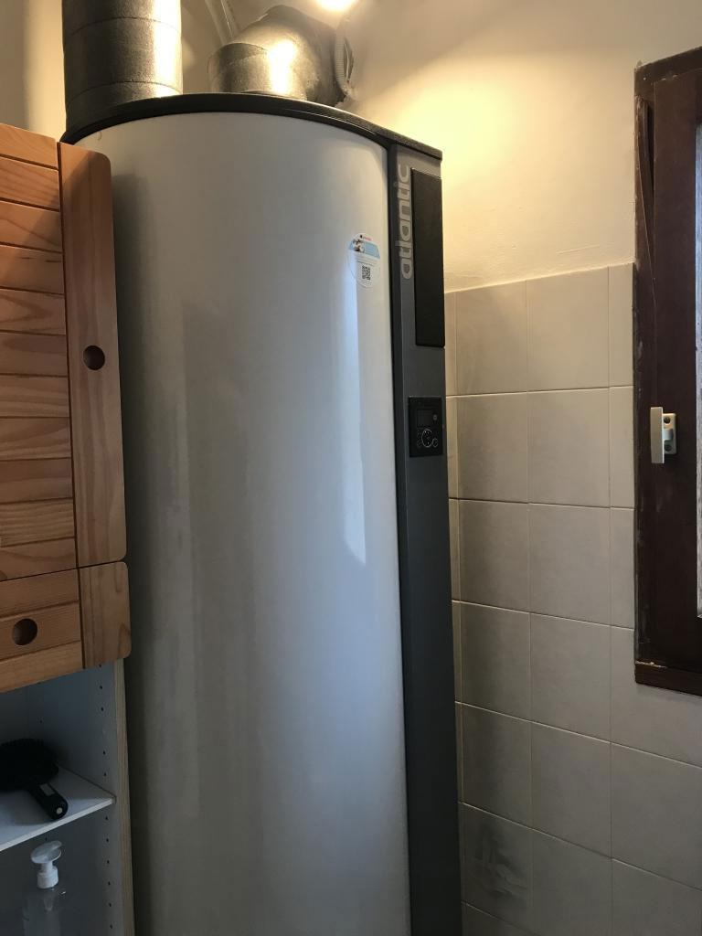 plombier RGE - Pose chauffe-eau Thermodinamique