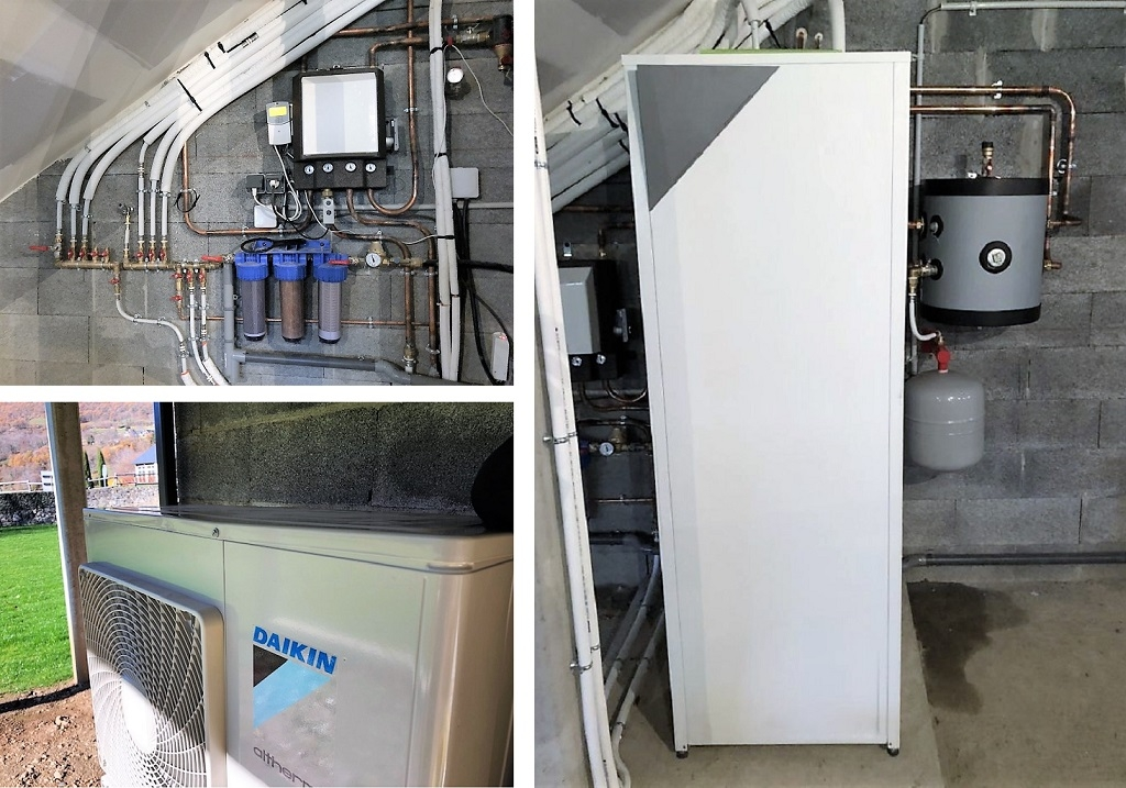 Installateur pompe à chaleur air/eau Haute pyrénnée
