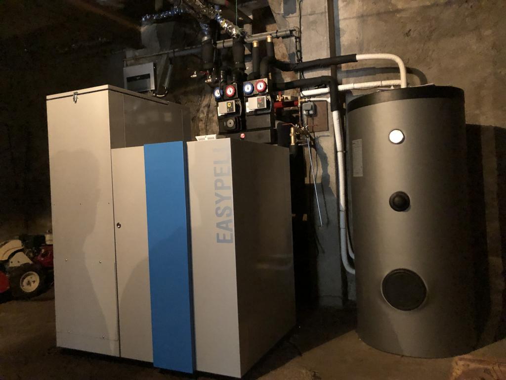 Remplacement chaudière fioul - EASYPELL - installateur RGE Qualibois-Hautes Pyrénées (65)