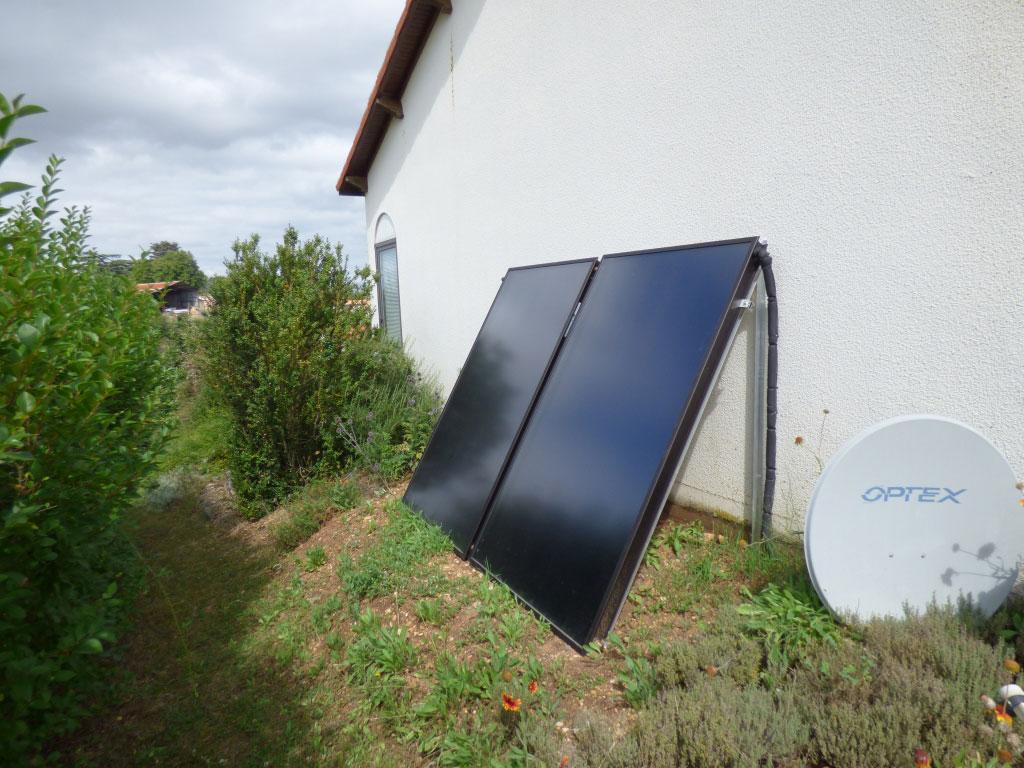 Couplage Solaire + Géothermie objectif consommation minimum - Installateur RGE Qualipac