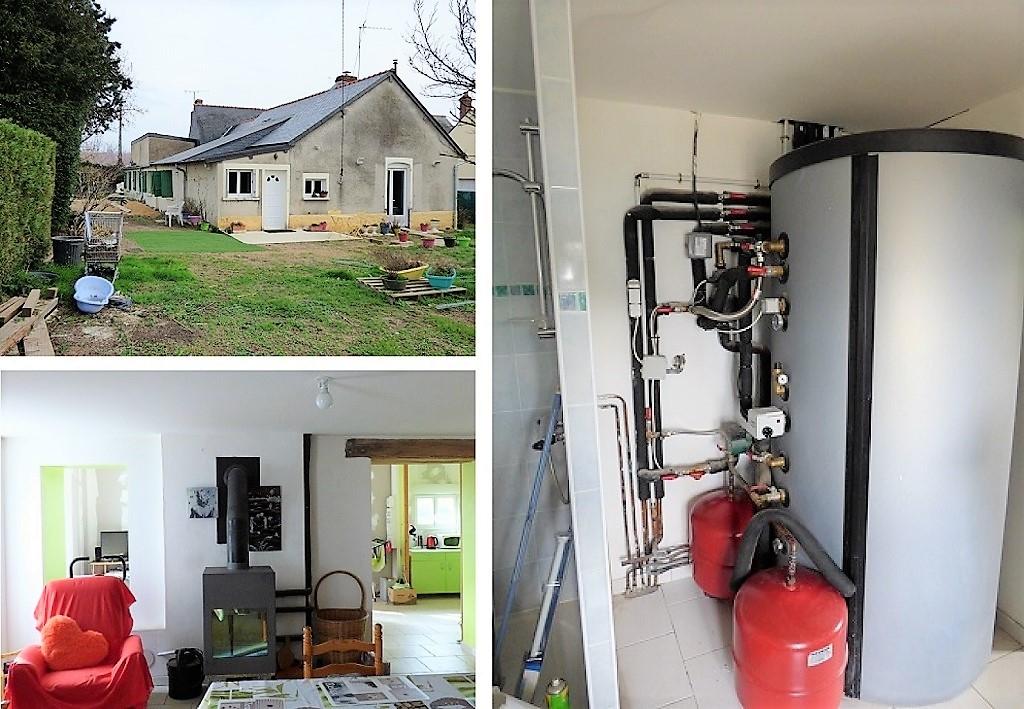 Bois Buche sur radiateurs -Maine et Loire (49)