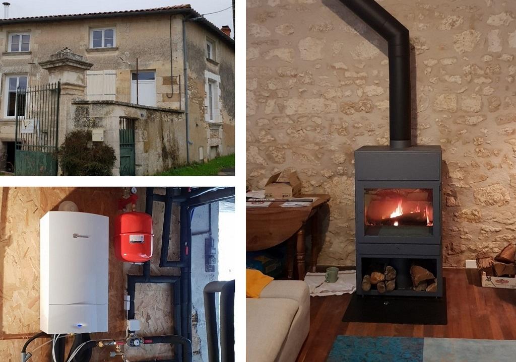 DDG - Le Poêle chaudière, Chauffage et Eau chaude CNC Energie RGE Qualibois-Vienne (86)