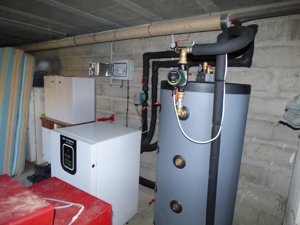 Géothermie surfacique et radiateurs CNC Energie 86