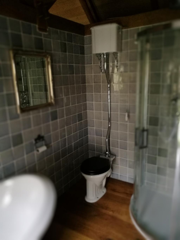 Création d'une salle de bain dans résidence secondaire