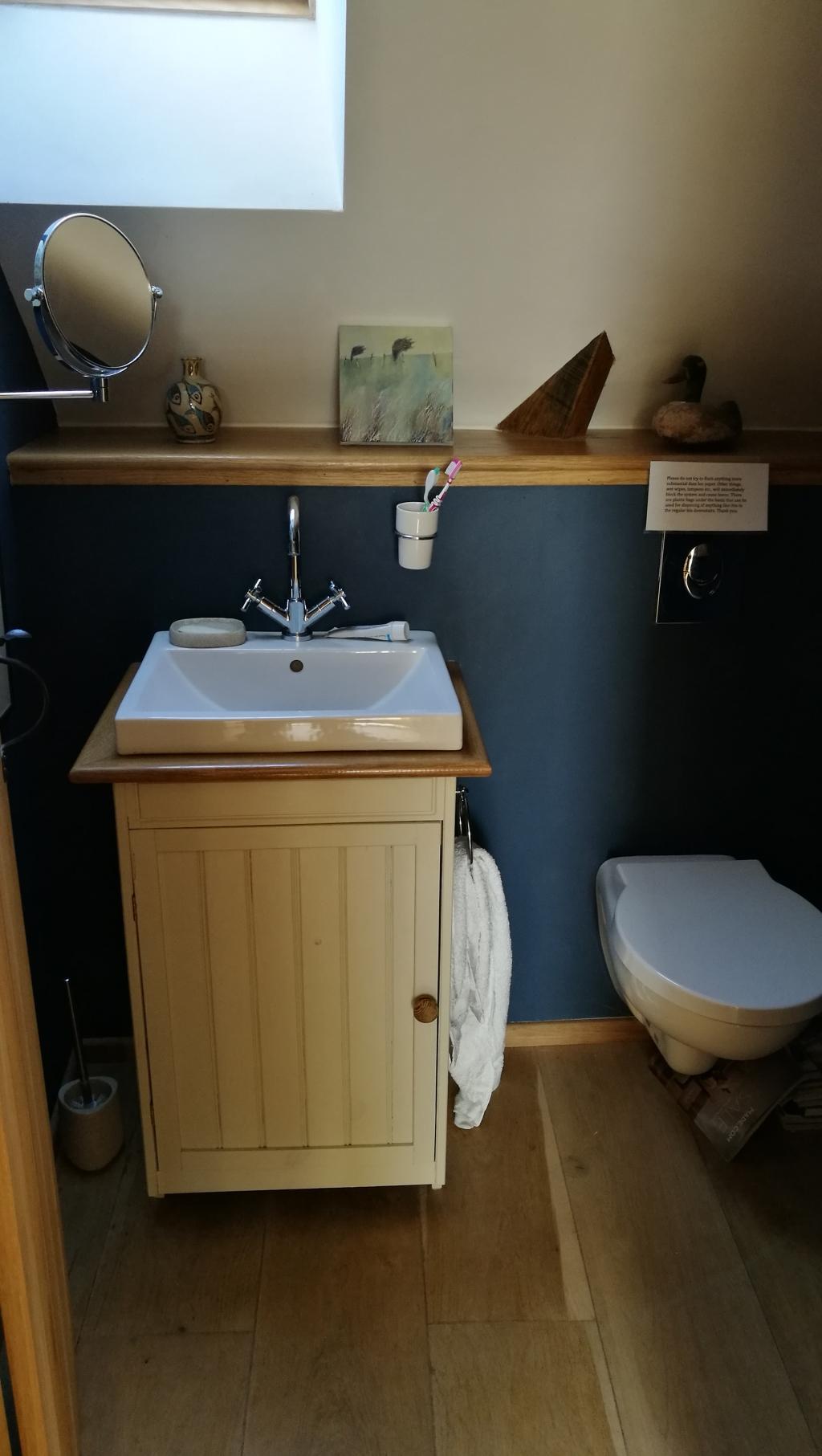 Création de salles de bain et wc dans le cadre d'une rénovation complète-Morbihan (56)