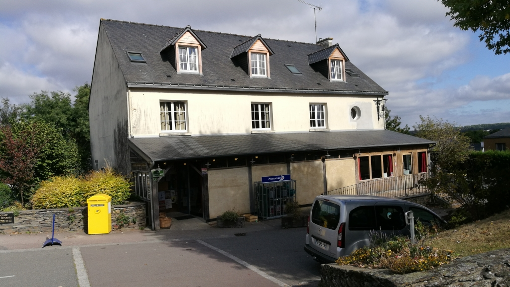 Le champ commun-Morbihan (56)