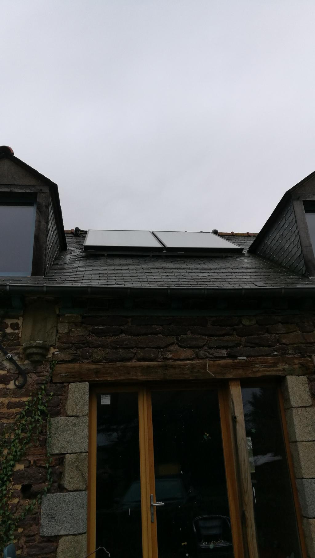Installation solaire par installateur qualifié