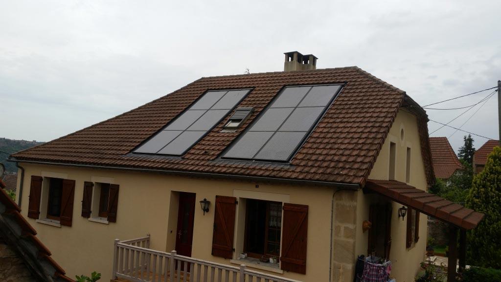 Solaire photovoltaïque auto consommation Systovi Aveyron