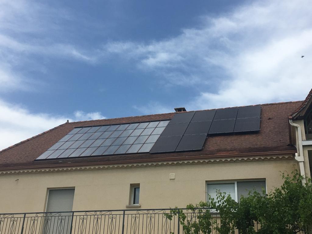 Installation de panneaux photovoltaïques en autoconsommation