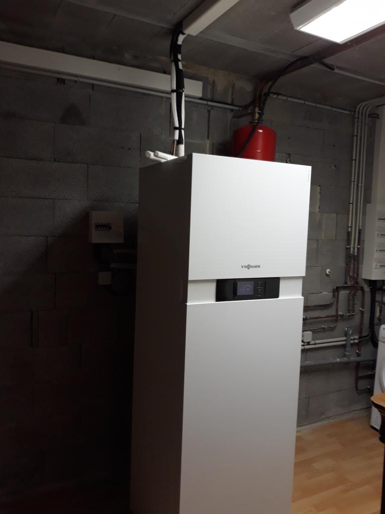 Pompe à chaleur Air / Eau VIESSMANN VITOCAL 111 S à Figeac - Lot - 46-Lot (46)
