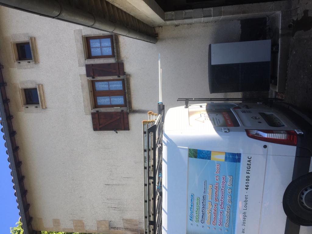 Installateur RGE Qualipac Proactif Viessmann en installation pompe à chaleur -Lot (46)