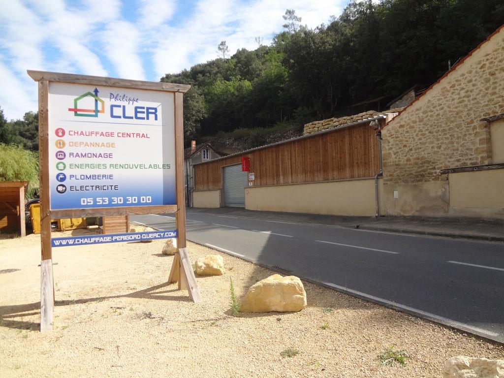 Présentation Sarl CLER Philippe - Grolejac - 24-Dordogne (24)