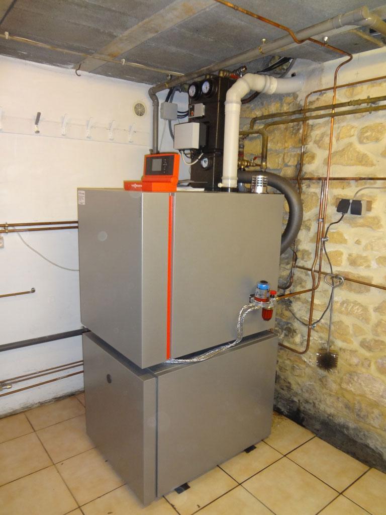 Chaudière fioul condensation Viessmann-Dordogne (24)