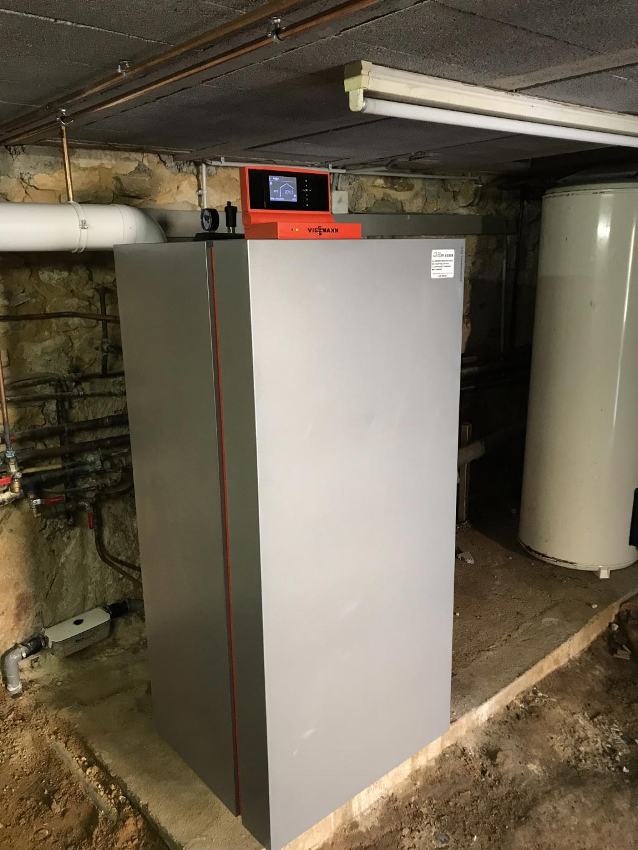 Chaudière Viessmann Gaz condensation Dordogne