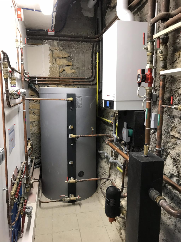 Chaudière gaz condensation Viessmann