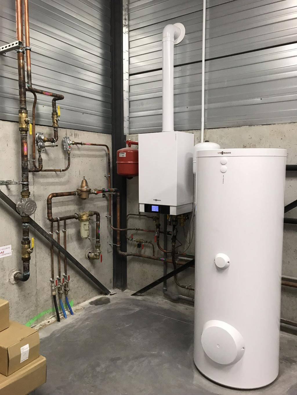 Chaudière gaz condensation Viessmann Vitodens 200-W - Sarlat la Canéda - Dordogne - 24