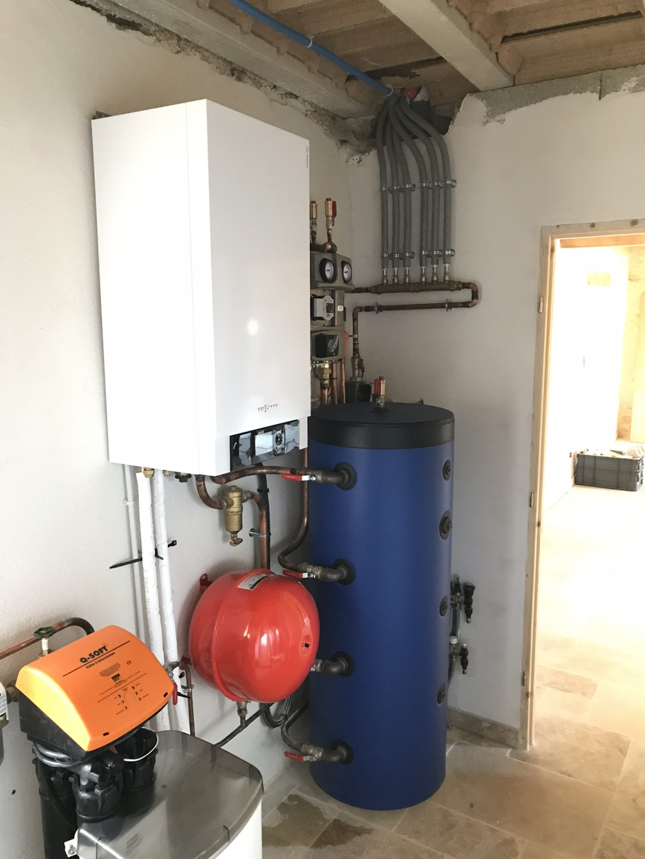 Pompe à chaleur air/eau - Viessmann Vitocal 200-S - Saint Génies - Dordogne - 24-Dordogne (24)