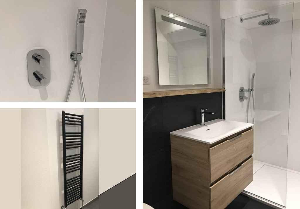 Création salle de bain - Simeyrols - Dordogne- 24-Dordogne (24)