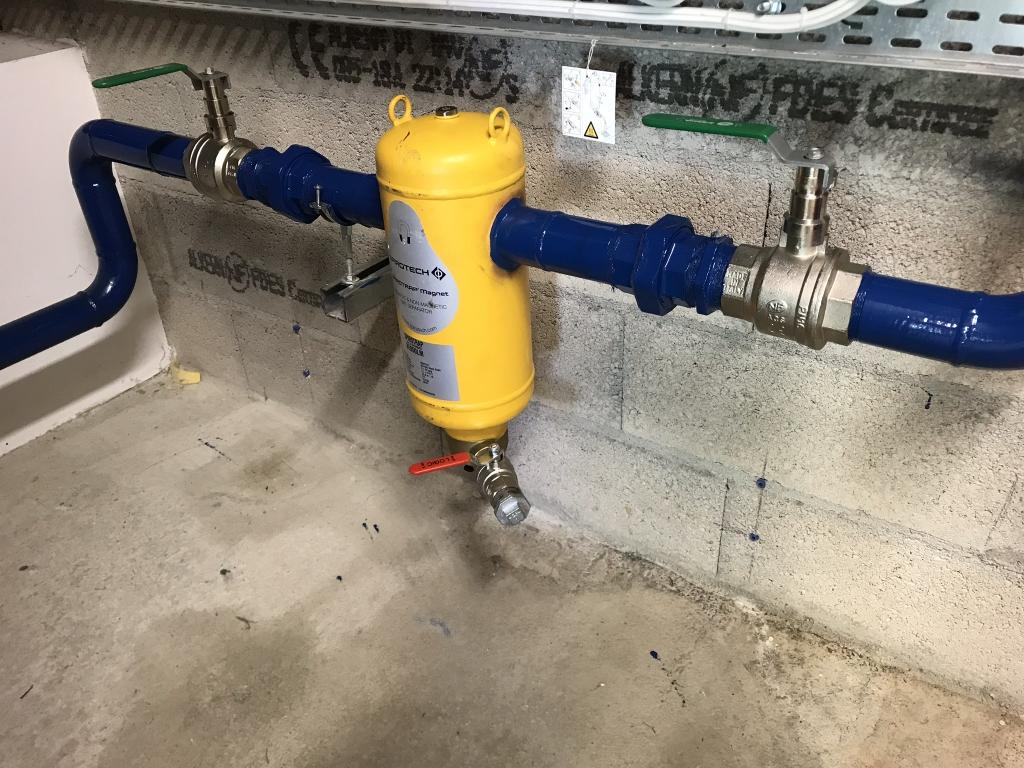 Désembouage & Filtration eau de chauffage - Sarlat la Canéda - Dordogne - 24
