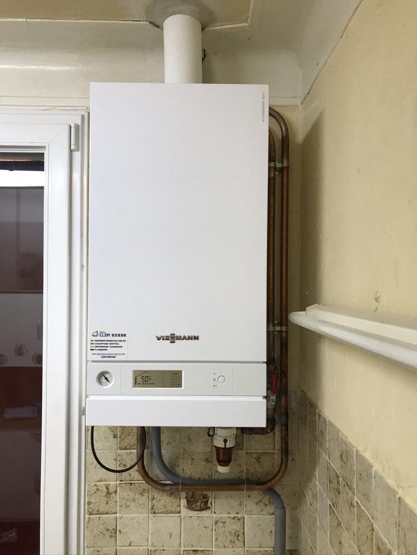 Chaudière gaz condensation VIESSMANN Vitodens 100 W - Carsac-Aillac - Dordogne - 24