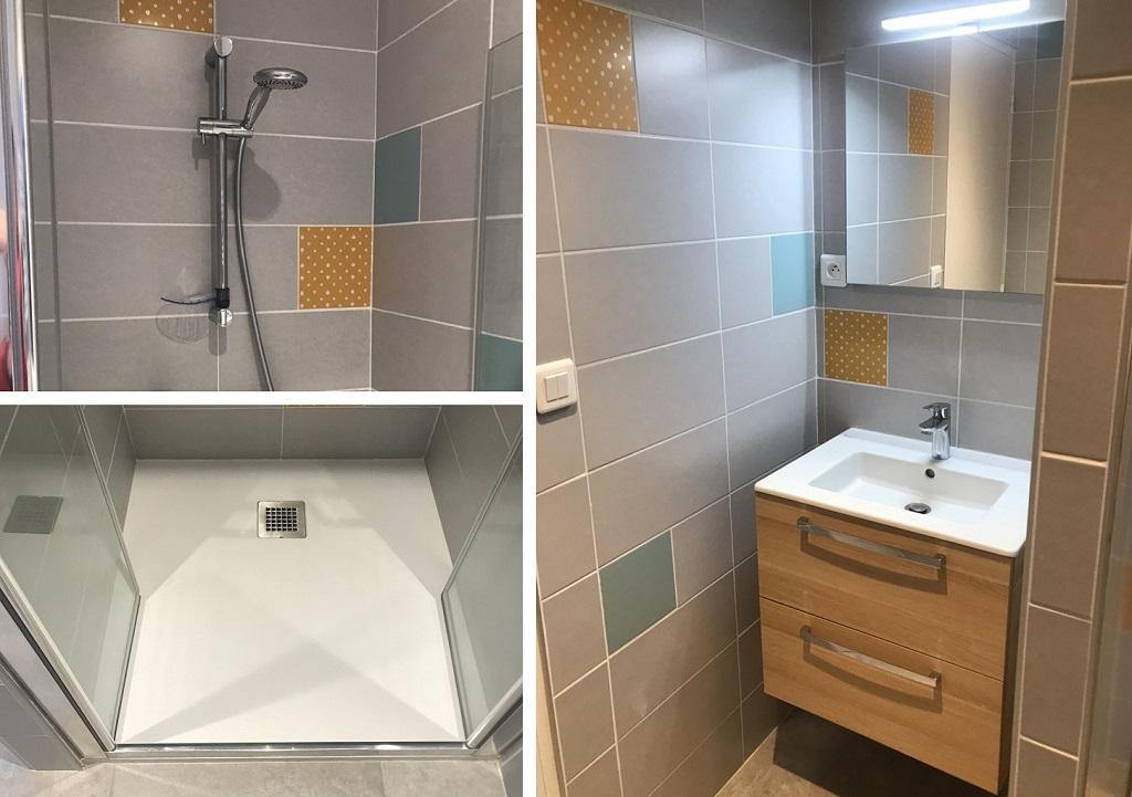 Rénovation salle de bain - Groléjac - Dordogne - 24