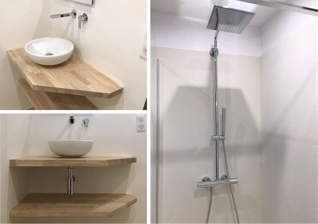 Rénovation d'une salle d'eau -CARLUX - Dordogne - 24-Dordogne (24)