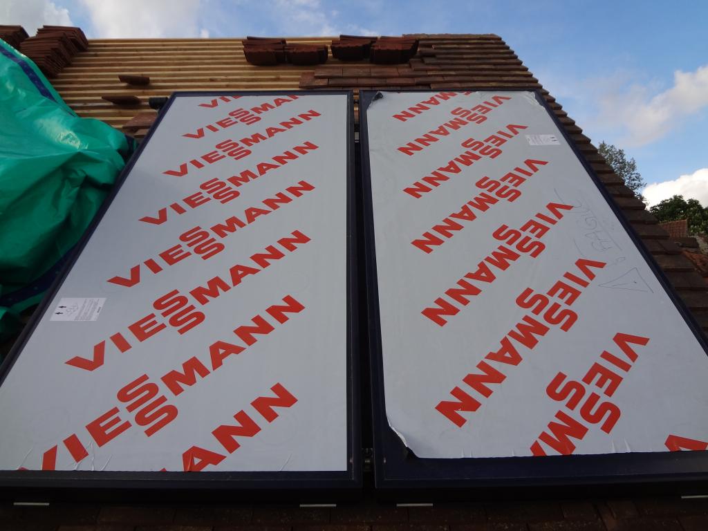 Chauffe-eau solaire Viessmann Vitosol 200 FM -Saint-Martial-de-Nabirat - Dordogne - 24