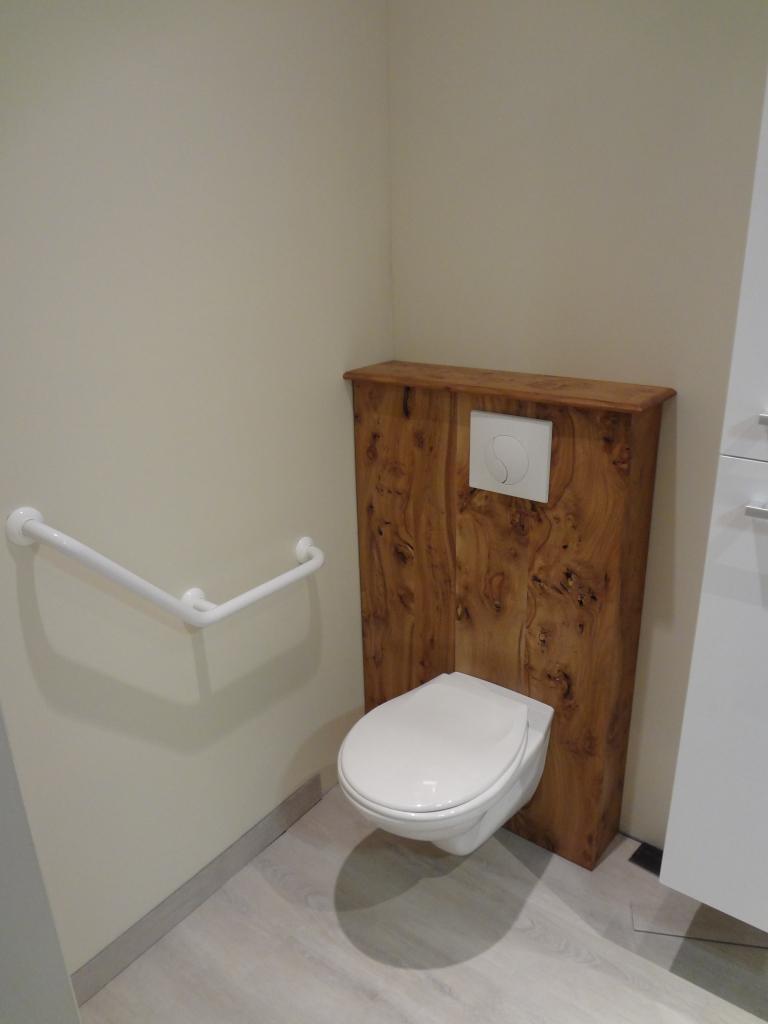 Création salle d'eau personne à mobilité réduite - Gourdon - Lot - 46