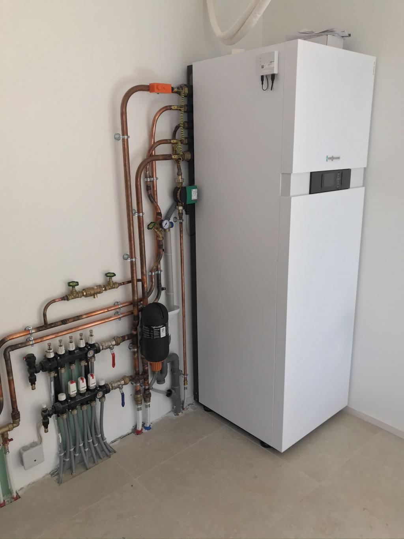 Pompe à chaleur air/eau - Sarlat - Dordogne - 24