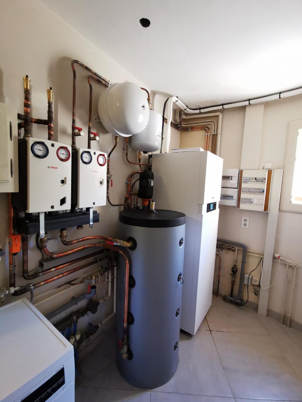Pompe à chaleur Viessmann - Carsac-aillac - Dordogne - 24