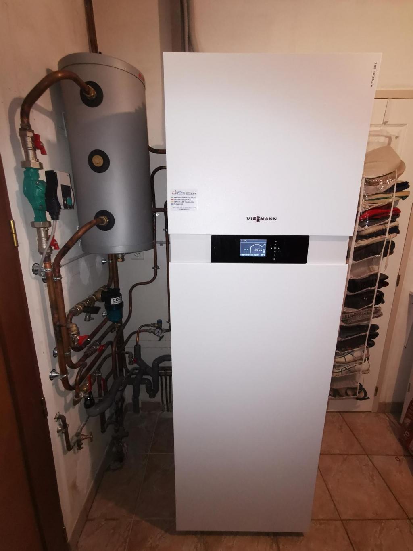 Pompe à chaleur air/eau Viessmann Vitocal 222-S - Dordogne - 24