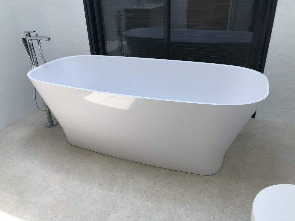 Réalisation d'une salle de bain - Sarlat la Canéda - Dordogne - 24