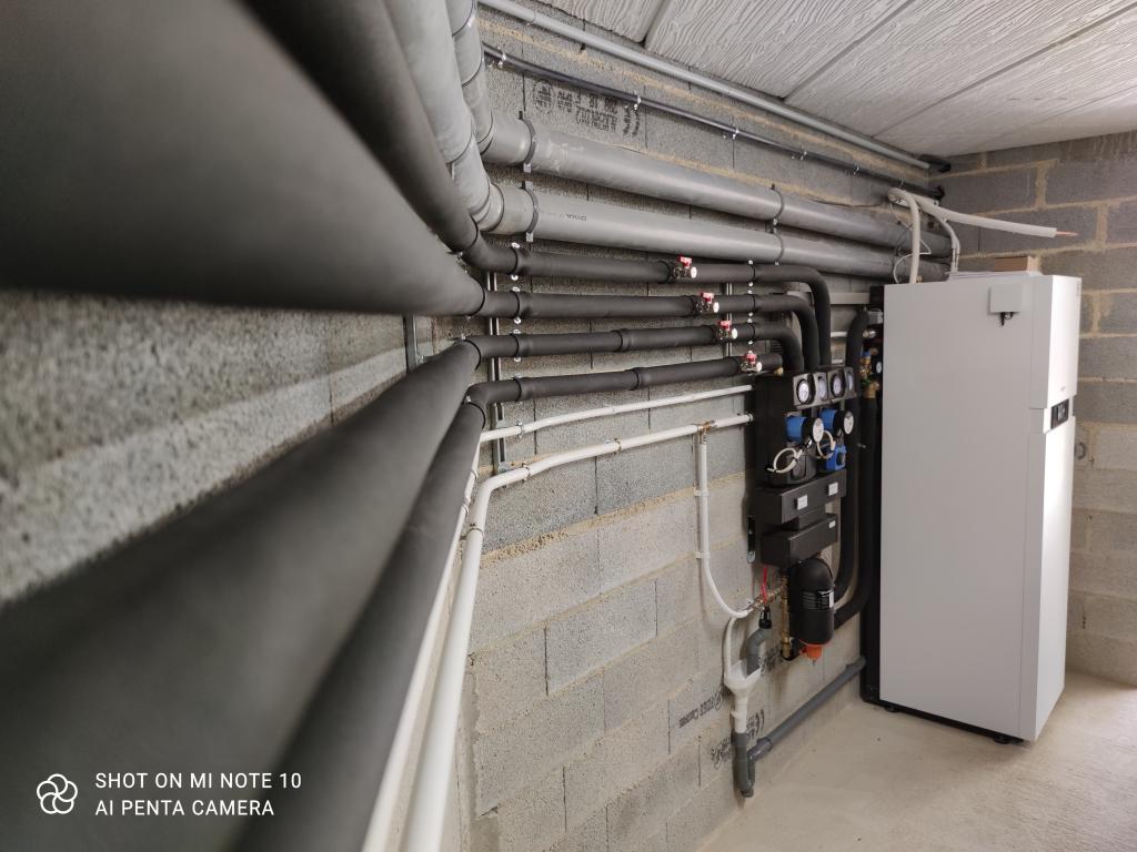 Pompe à chaleur air/eau - Viessmann Vitocal 222-S