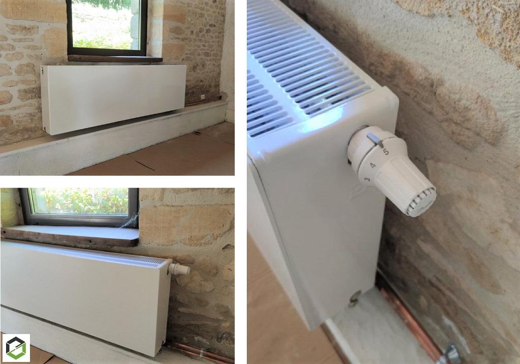 Installateur Radiateur chauffage central -Dordogne (24)