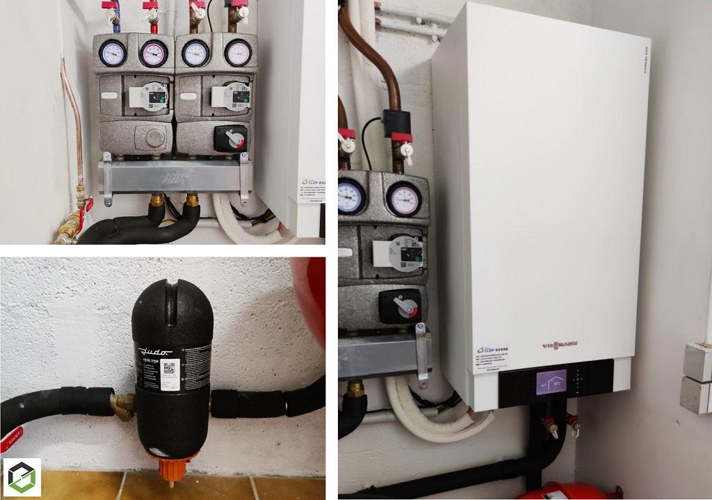 Pompe à chaleur air/eau - Viessmann Vitocal 200-S