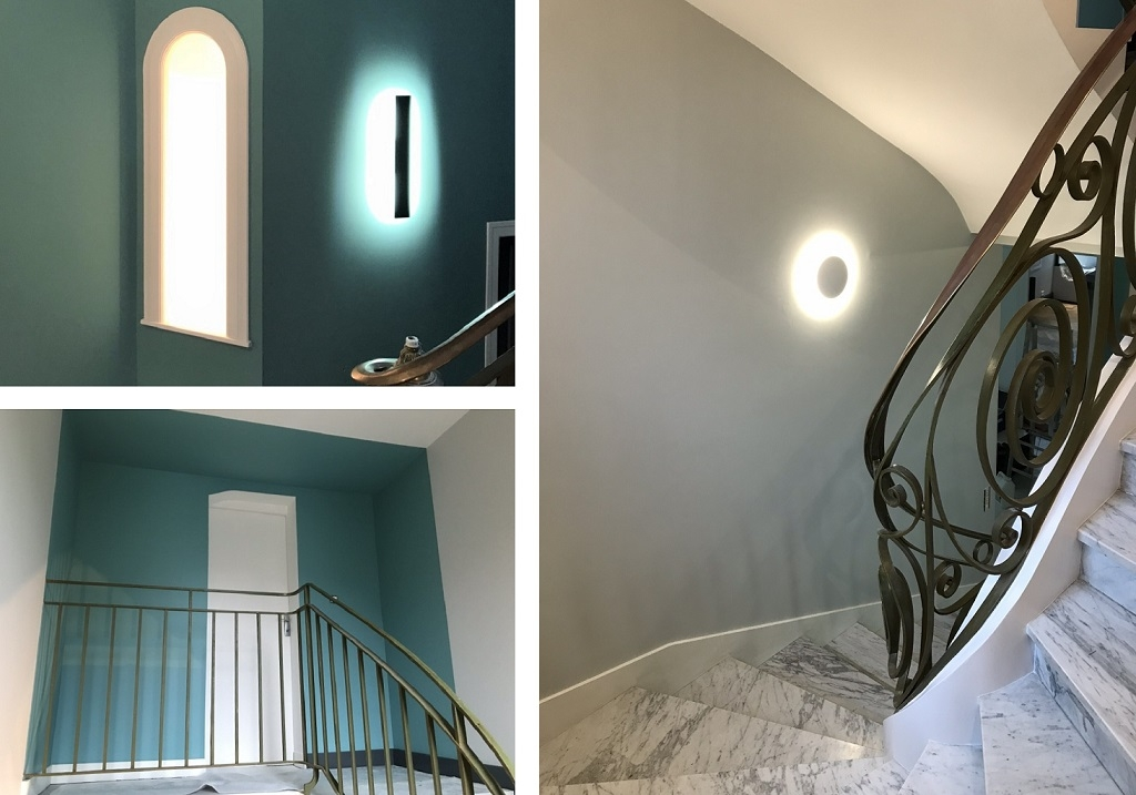 Apr Barbedor Peinture Cage D Escalier Rennes 35000
