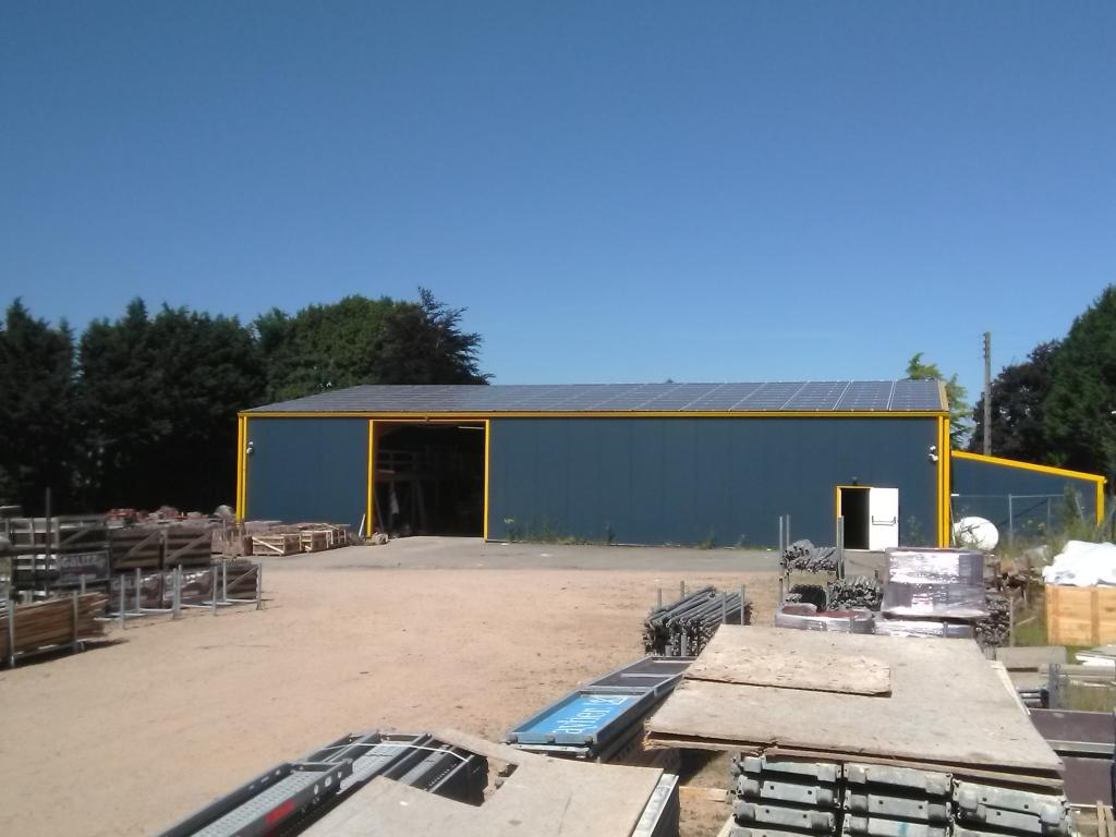 SAV onduleur de panneau photovoltaique
