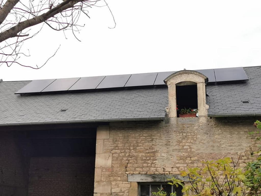 Installation photovoltaïque 3kw auto-consommation