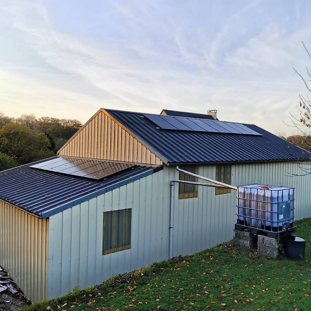 Installation photovoltaïque 6kw auto-consommation-Manche (50)