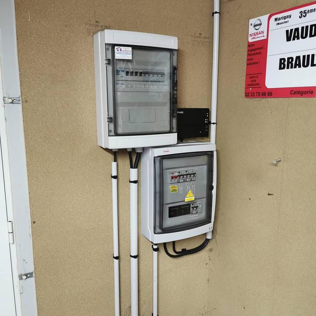Installation photovoltaïque 6kw auto-consommation