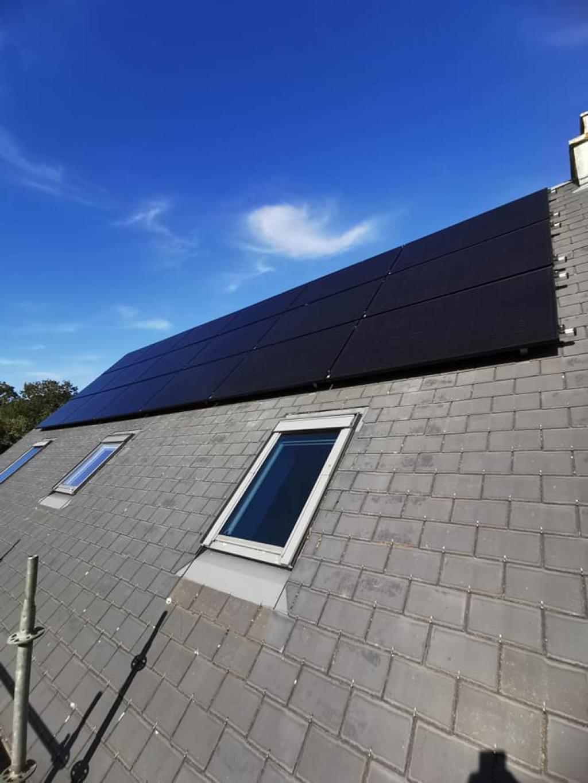 Installation photovoltaïque 6kw autoconsommation