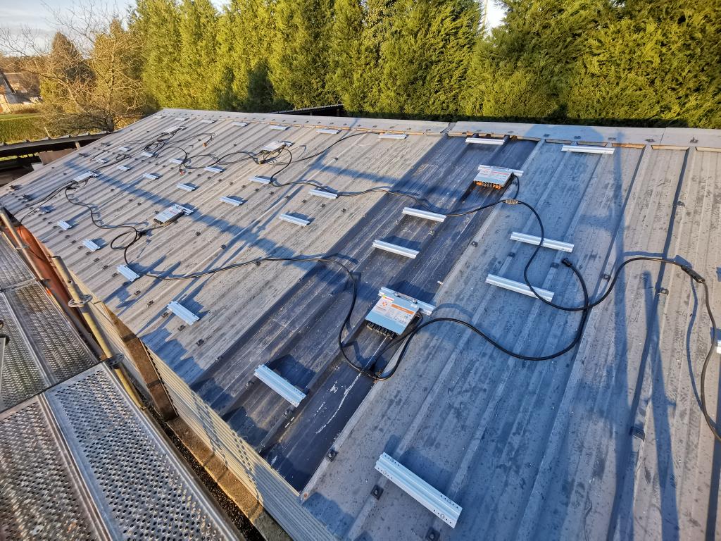 Installation panneaux solaires photovoltaïques 6kw - Autoconsommation