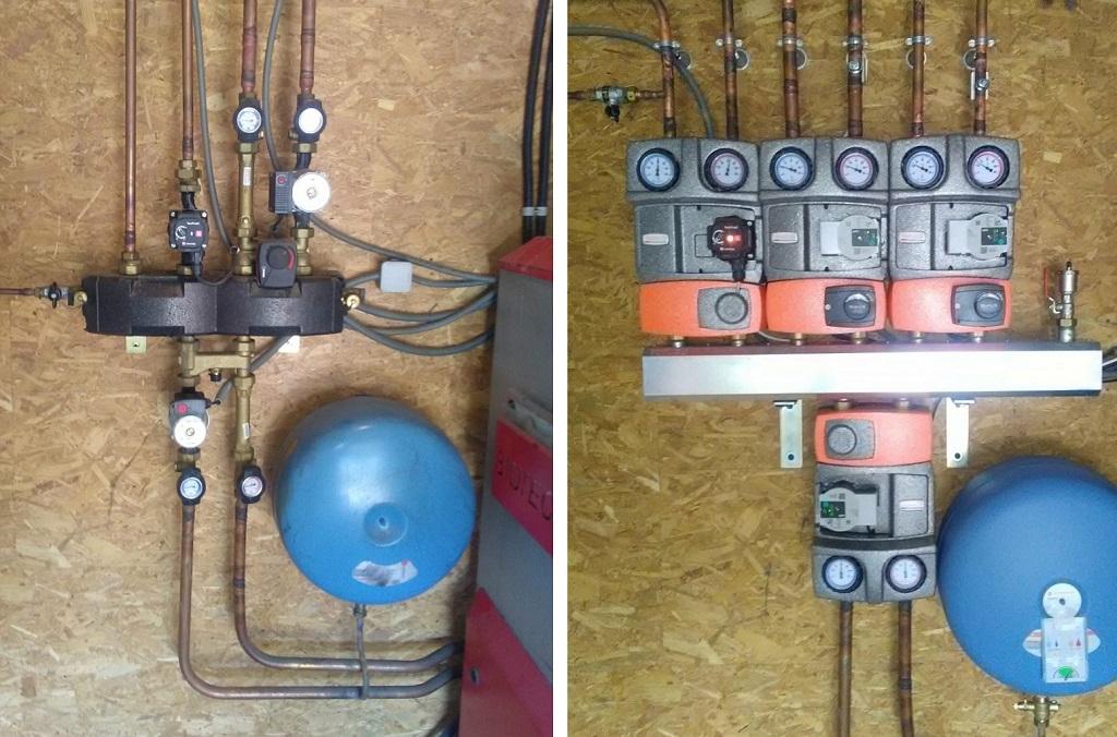 Réparation Circuit hydraulique-changement collecteur et modules-Haute Savoie (74)