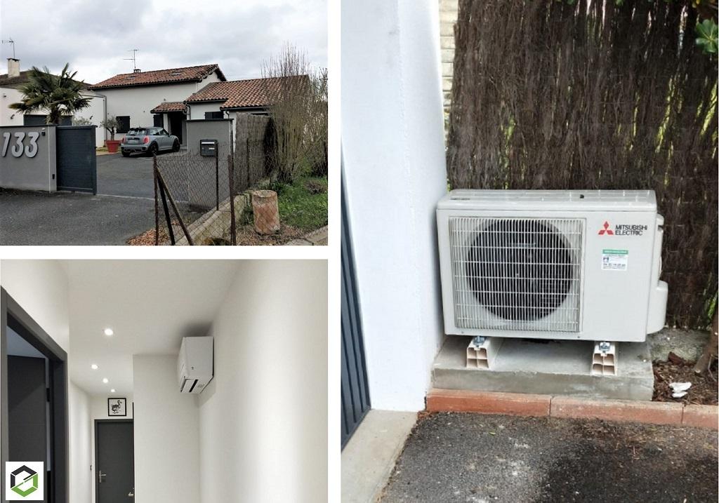 Entreprise RGE QualiPAC installateur de clim