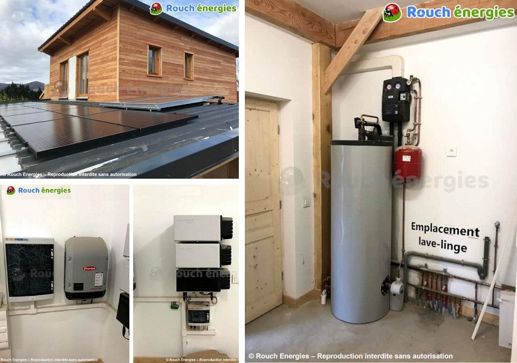 Photovoltaïque avec batterie MyReserve Matrix près de Foix