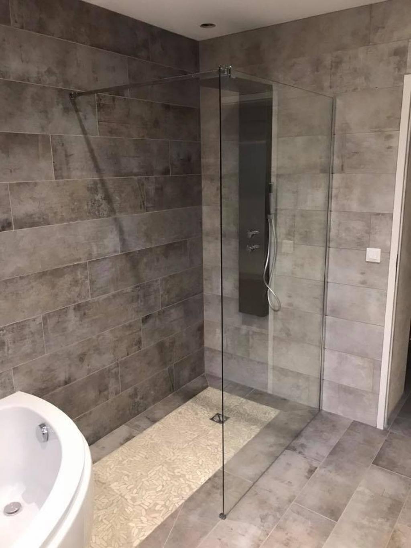 Création salle de bain maison en rénovation