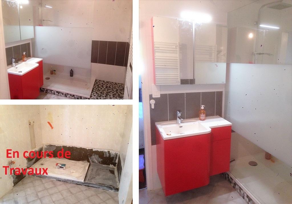 Rénovation d'une salle de bain clé en main